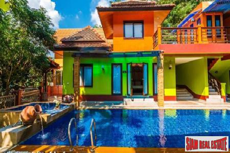 Tropical Boutique Resort for Sale in Chalong, Southern Phuket