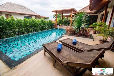 Spacious Three Bedroom Pool Villa in Rawai, Phuket