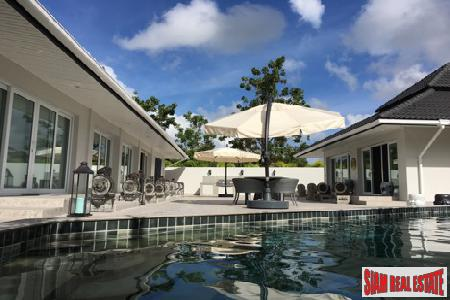 Three Bedroom Pool Villa Only Three Minutes from the Golf Course, Kathu, Phuket