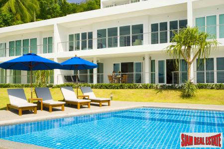 Secluded  Seaview Condominium on the Beach in Ao Yon, Cape Panwa, Phuket
