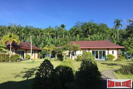 Fantastic Opportunity to Own a Unique Property with Large Private Pool and Tropical Surroundings in Phang Nga