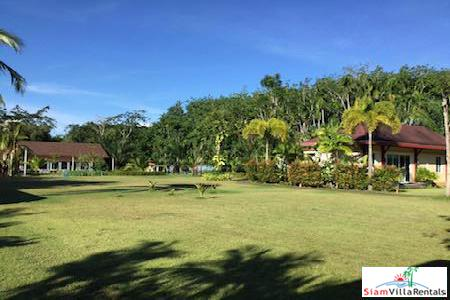 Opportunity to Lease a Small and Private Resort in Phang Nga