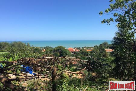 Sweeping Andaman Sea Views from this Land for Sale in Khao Lak