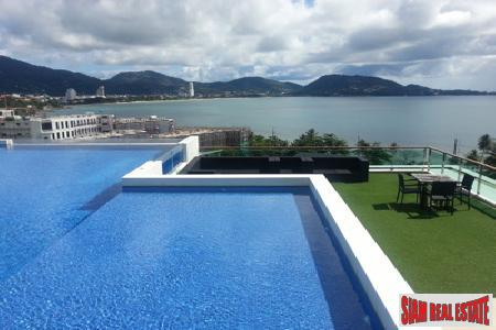 Sea Views and Contemporary One Bedroom in Kalim, Phuket