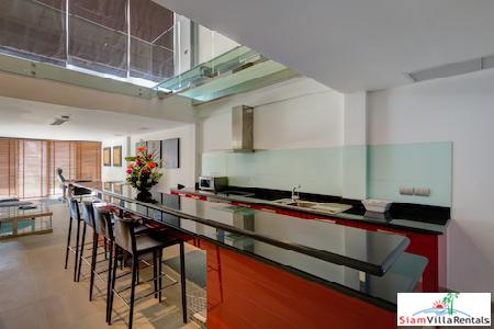 Contemporary Loft Living only 100 Meters from Surin Beach, Phuket