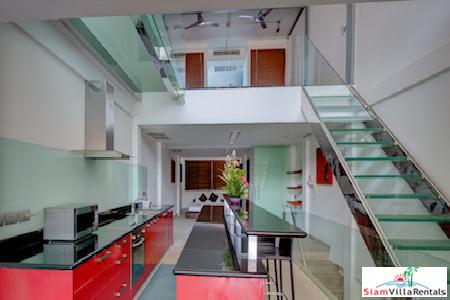 Contemporary Loft Living only 100 3