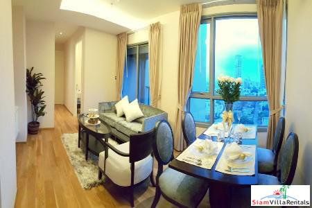 City Views From Every Room in this Elegant Two Bedroom, Sukhumvit 43, Bangkok