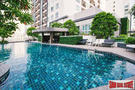 One Bed Unit - Completed Condo Project at BTS Nana - Sukhumvit 13