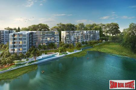 New Low-Rise Condo in a Premiere Location of Laguna, Phuket READY TO MOVE IN Q4 2019