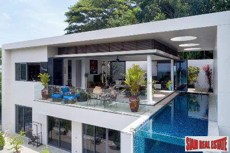 Exclusive Condo with Private Pool and Unstoppable Sea Views in Kata, Phuket