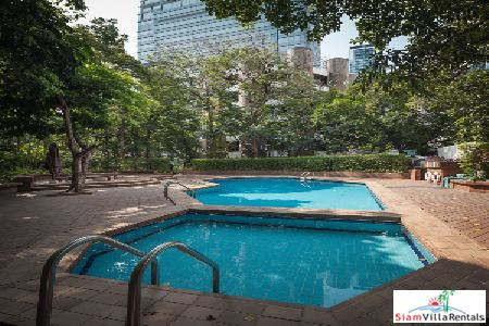 Luxury Living in this Three Bedroom Apartment, Lumphini, Bangkok