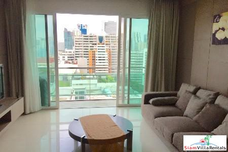 Large Two Bedroom for Rent with Wonderful City Views near BTS Nana, Bangkok