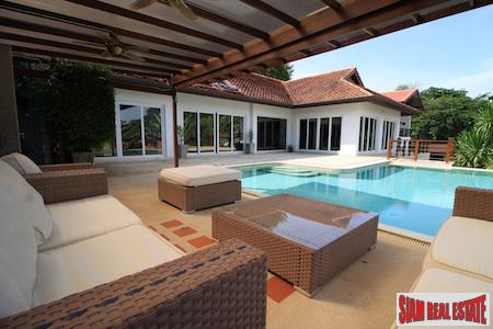 Seaview Yamu Pool Villa with Separate Apartment and Stand Alone Guesthouse, Phuket