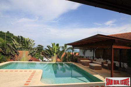 Seaview Yamu Pool Villa with 15