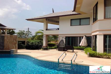 Pool Villa in a Beautifully landscaped village Only a short drive to Jomtien Pattaya