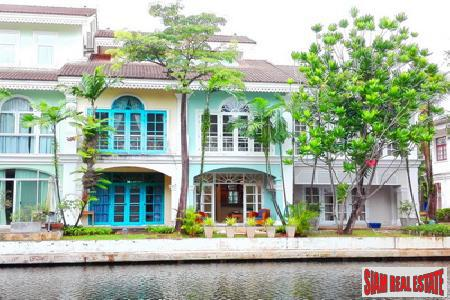 Unique Waterfront Two Bedroom for sale in Boat Lagoon, Phuket