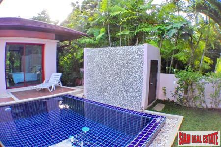 Secluded Luxury Three Bedroom Pool 11