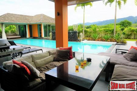 Luxurious Four Bedroom Pool Villa in a Tropical Garden, Cherng Talay