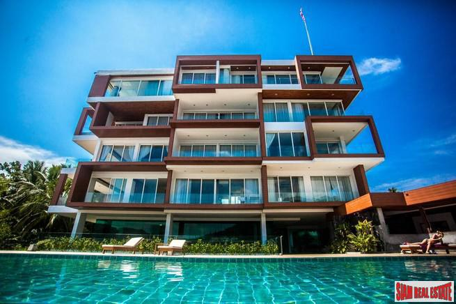 HOT INVESTMENT OFFER on a Package of Three Sea View Units at Kata Beach, Phuket