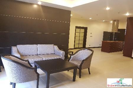 Large Two Bedroom Condo Conveniently Located in Asoke, Bangkok