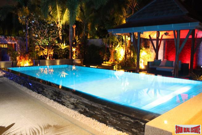 Private Pool Villa within Walking 15
