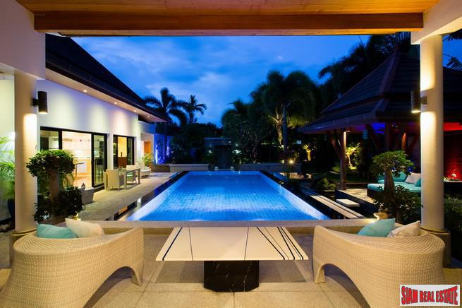Private Pool Villa within Walking 17