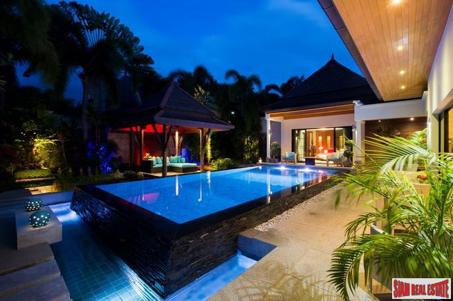 Private Pool Villa within Walking 18