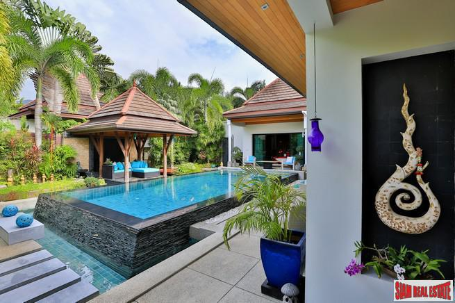 Private Pool Villa within Walking 2