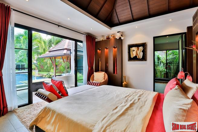 Private Pool Villa within Walking 7