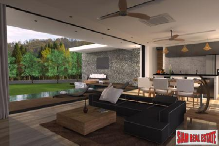 Luxurious Pool Villas in New Development, Cherng Talay, Phuket