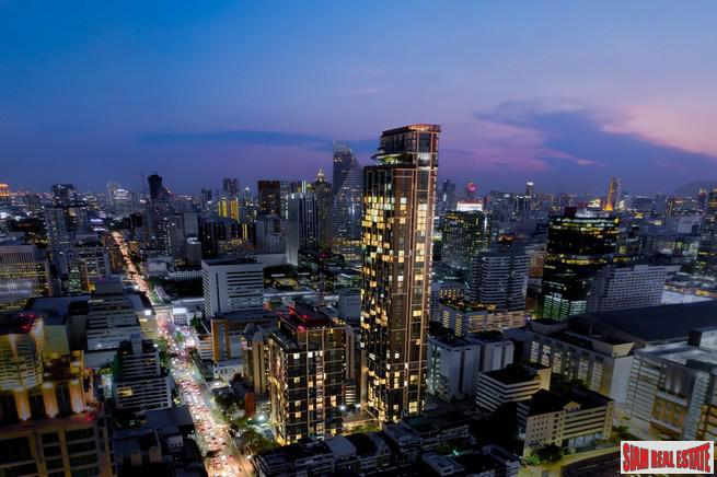 Extraordinary New Development Ready for Reservations in the Pathumwan Area of Bangkok