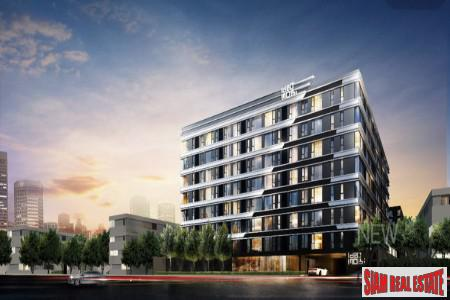 New Unique Designed Development Located in the Heart of the City, Sukhumvit 40, Bangkok