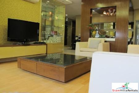 Modern, Convenient and Furnished Two Bedroom in Sathorn, Bangkok