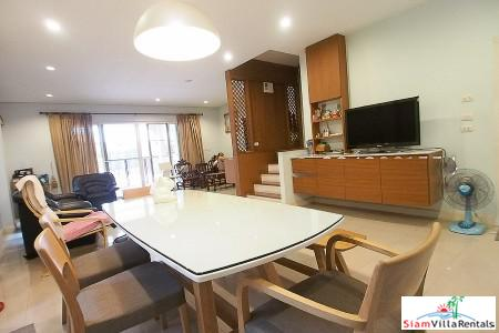 Live in a Park Like Setting in this Three Bedroom House, Sathorn, Bangkok