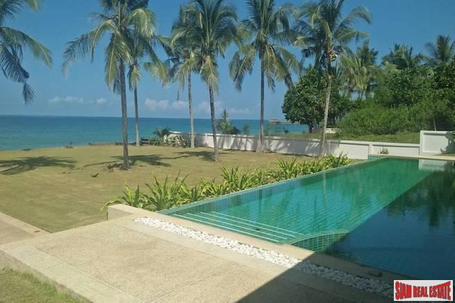 Beachfront Home with Private Pool in Beautiful Phang Nga