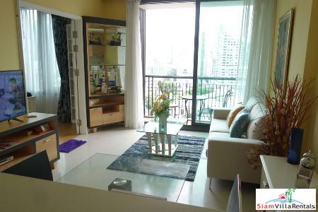 Comfortable and Colorful One Bedroom in Khlong Toei, Bangkok