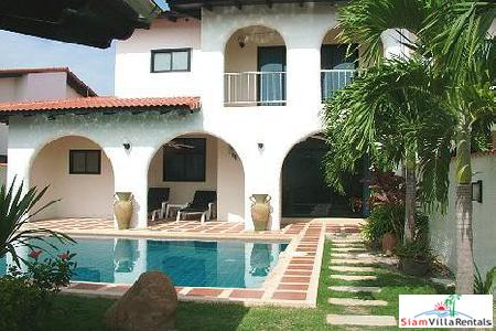 4 Bedroom 4 Bathroom House For Long Term Rent - East Pattaya