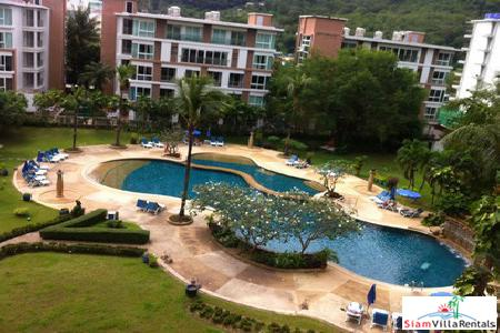 Cool One Bedroom Apartment in Patong