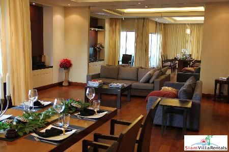 Conveniently Located Four Bedroom in Lumphini, Bangkok