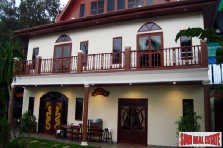 Traditional Thai Style Home with 9