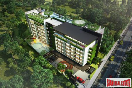 New Condo Development Steps from Rawai Beachfront