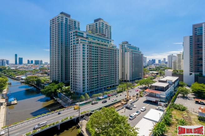 Nearly Completed Luxury High Rise Development Near Shopping and Business Centre, Sukhumvit 39, Bangkok - 1 Bed Units