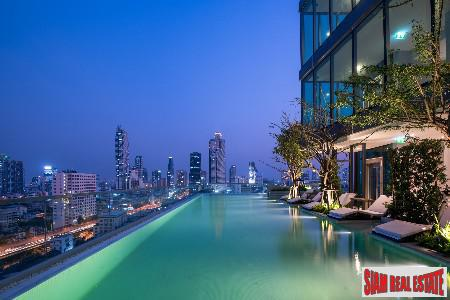Enjoy Riverside Lifestyle in this New Development near Silom Sathorn, Bangkok