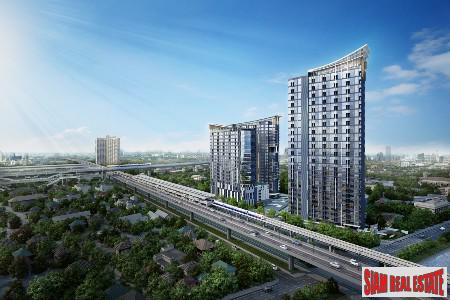 Luxury High Rise Living in New Development, Prachachuen, Bangkok