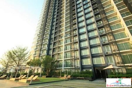 Siri at Sukhumvit | One Bedroom Condo with Unblocked Views of the City for Rent in Thong Lo