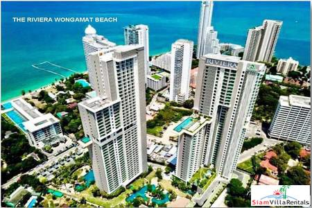 Premium New Project In North Pattaya with Great Seaview and Facilities - North Pattaya