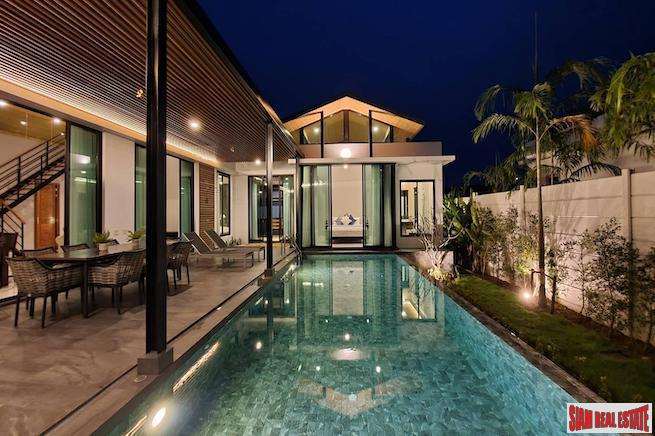 New Luxury Gallery Loft Development in Nai Harn, Phuket