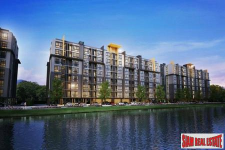 Conveniently Located One and Two Bedroom Condominium Development in Chiang Mai, Thailand
