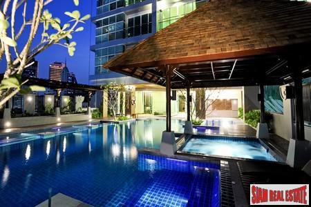 Two Storey Four Bedroom Penthouse for Sale on Sukhumvit 11, Bangkok