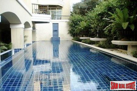 Immaculate Three Bedroom in Private Condominium, Sukhumvit 39